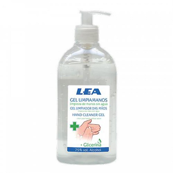 Lea gel de manos desinfectante 100ml