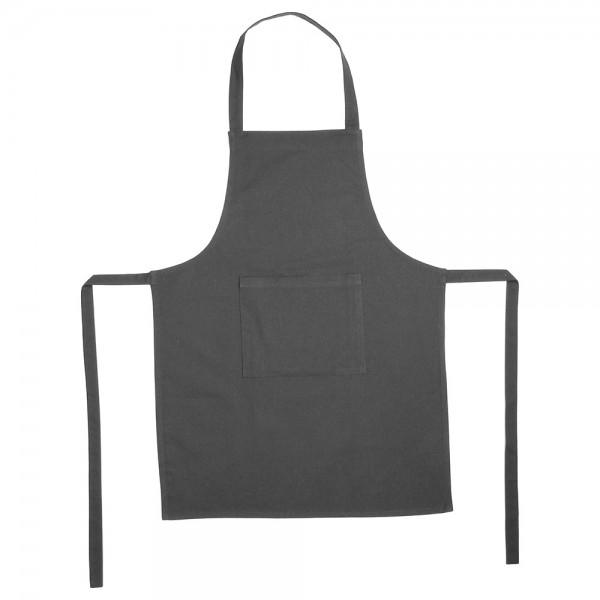 Delantal negro 60x80cm